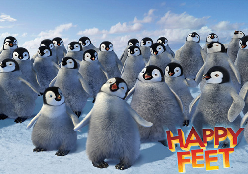 Happy Feet 66
