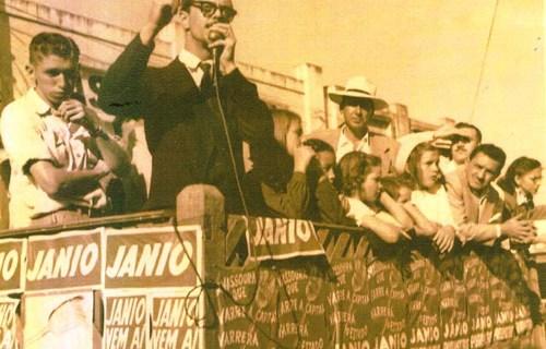 Jânio da Silva Quadros e as Peças Publicitárias