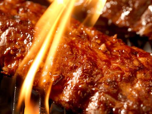 Costelinha de Porco Barbecue 14