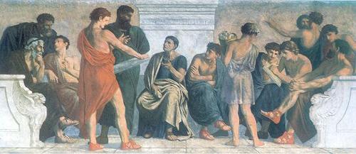 A filosofia é a busca do conhecimento, quando uma filosofia se coloca em posição oposta à sua proposição original, torna-se uma filosofia reversa