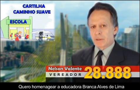 """Homenagem a Educadora Paulista, Branca Alves de Lima, Autora da Cartilha """"CAMINHO SUAVE"""" 16"""