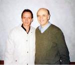 Nelson Valente e José Serra
