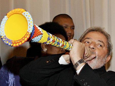 O Presunçoso Lula da Silva