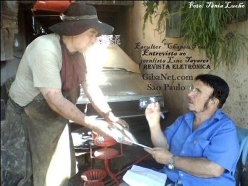 Lino Tavares e Chapéu Preto