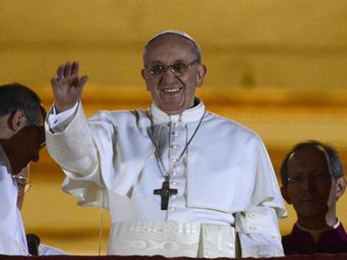 """""""Xucrossanta"""" Querência do Vaticano"""