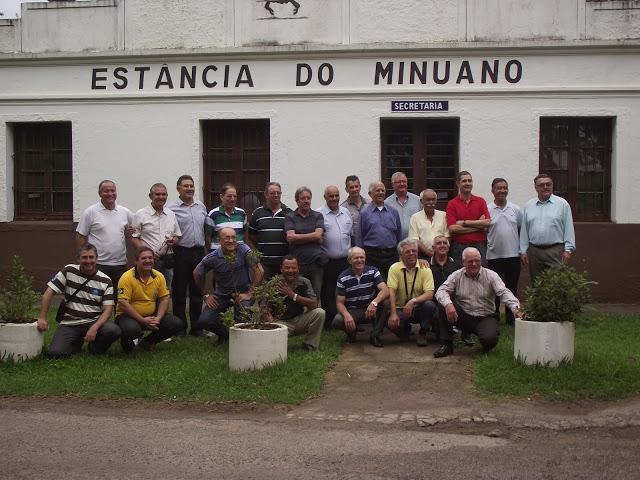 Militares da Reserva e Reservistas de Alegrete Confraternizam  em Santa Maria 15
