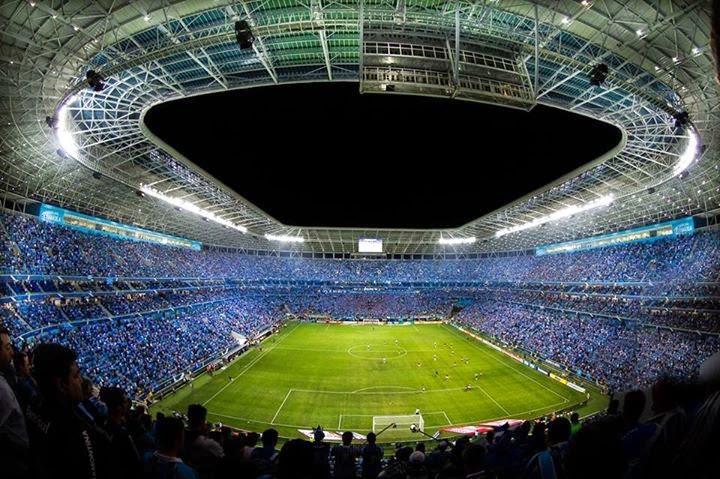 Grêmio Define Venda de Ingressos para o Gre-Nal na Arena 4