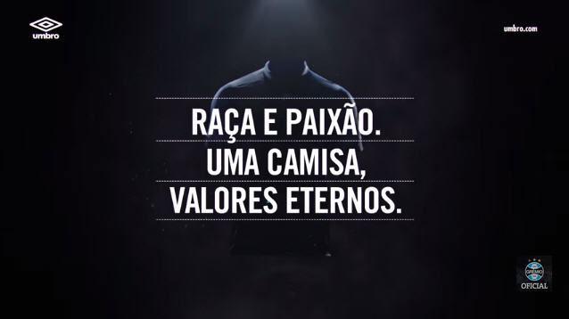 Umbro Exibe Detalhes da Nova Camisa do Grêmio 3