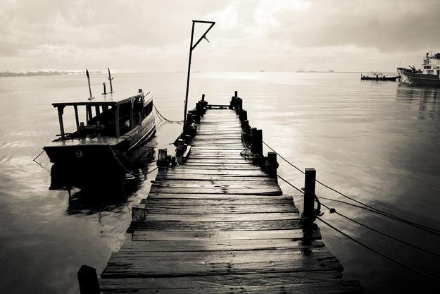 Mar Calmo Nunca Fez Bom Marinheiro 3