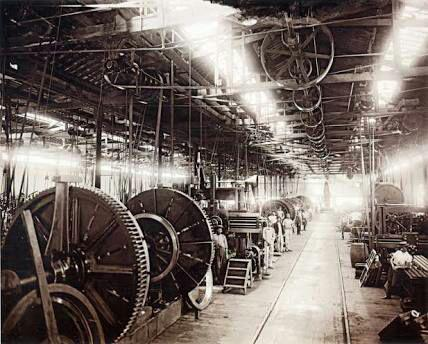 A monarquia, o Progresso e a Industrialização
