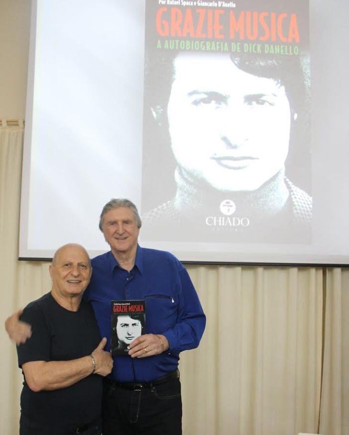 Grazie Musica – A Autobiografia de Dick Danello