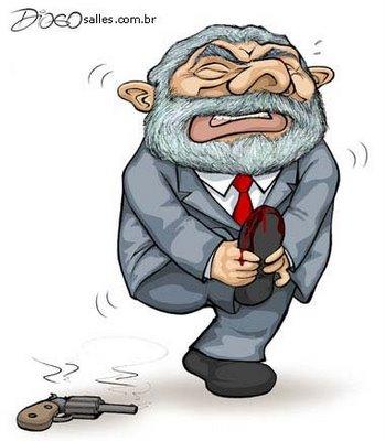 Se, por um desvario qualquer da segunda instância judicial, Lula for absolvido, a ideia que ficará é a de que os desembargadoras o absolveram por medo da pressão miliciana vermelha