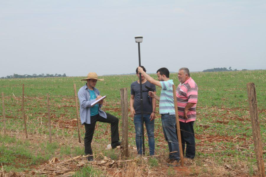 Pesquisadores sugerem sistema de navegação por satélite para a regularização de terras no Brasil 4