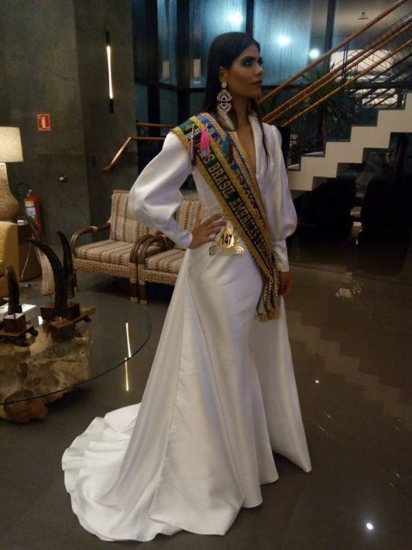 Miss Victória Ribeiro, Expressão de Beleza da Mulher Paulista 4
