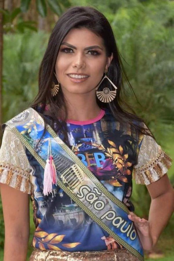 Miss Victória Ribeiro, Expressão de Beleza da Mulher Paulista 1