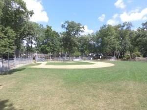 Memorial Park Baseball Fields River Edge, NJ