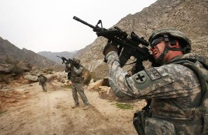 afghanistan-US-Military-ISAF