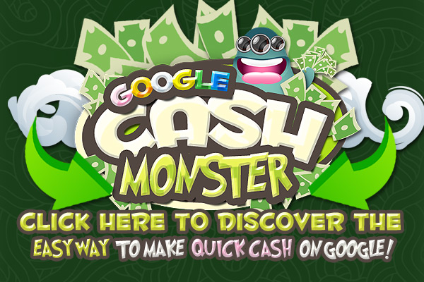 Google Cash Monster The Blueprint To DOMINATE Niche Products