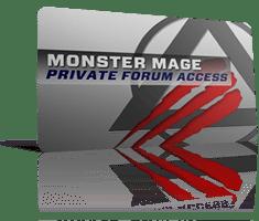 Mage Monster Details