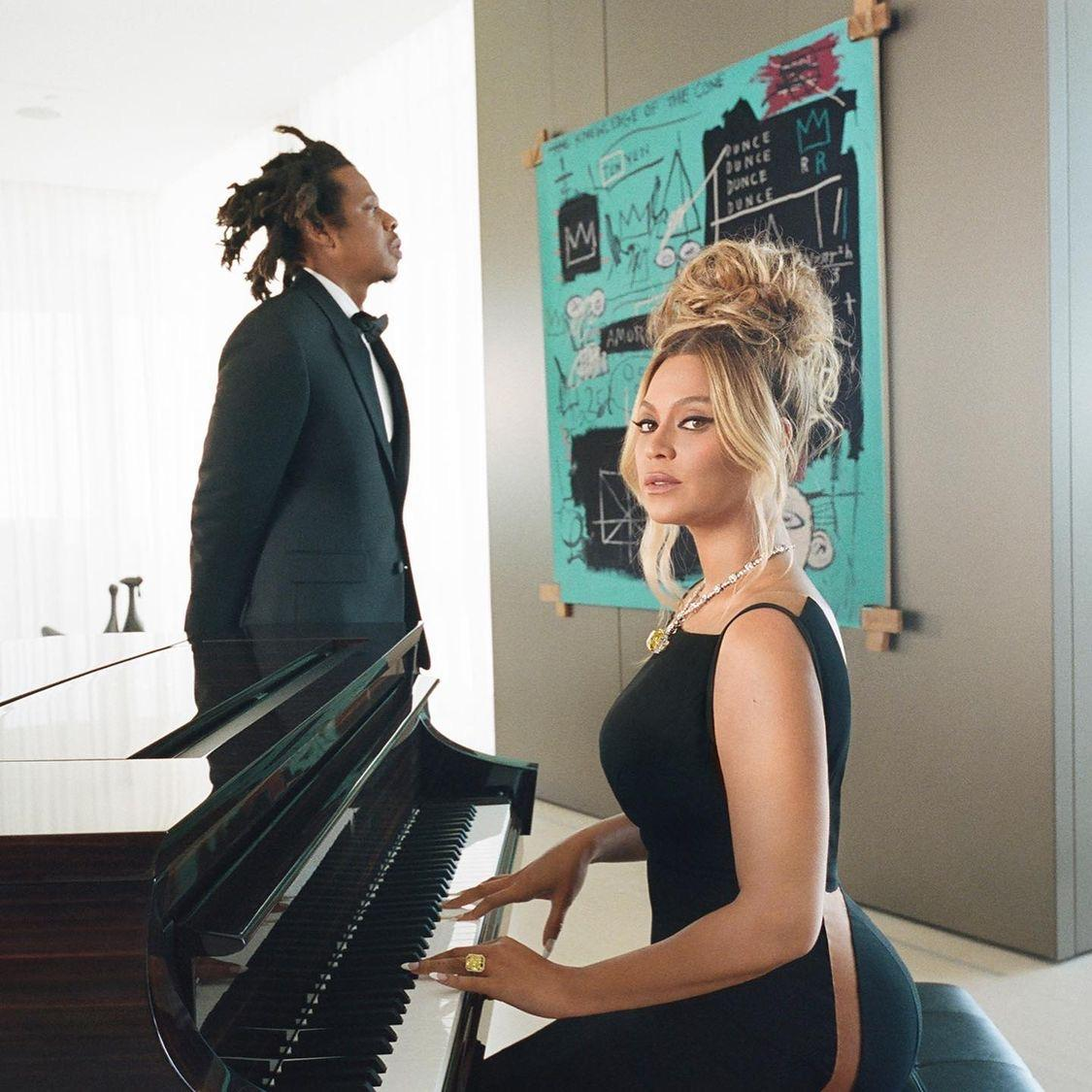 Beyonce and Jay Z Are Tiffany and Co's Newest Brand Ambassadors