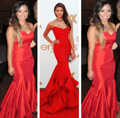 Top 15 Fashionable Celebrity Dresses for Women in Trend