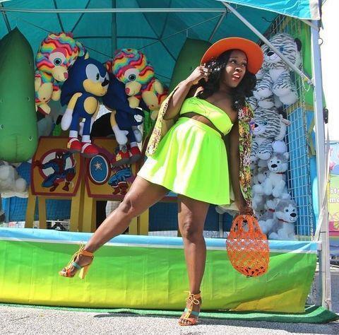 Fashion Bombshell pf the Day: NeShanta from Georgia