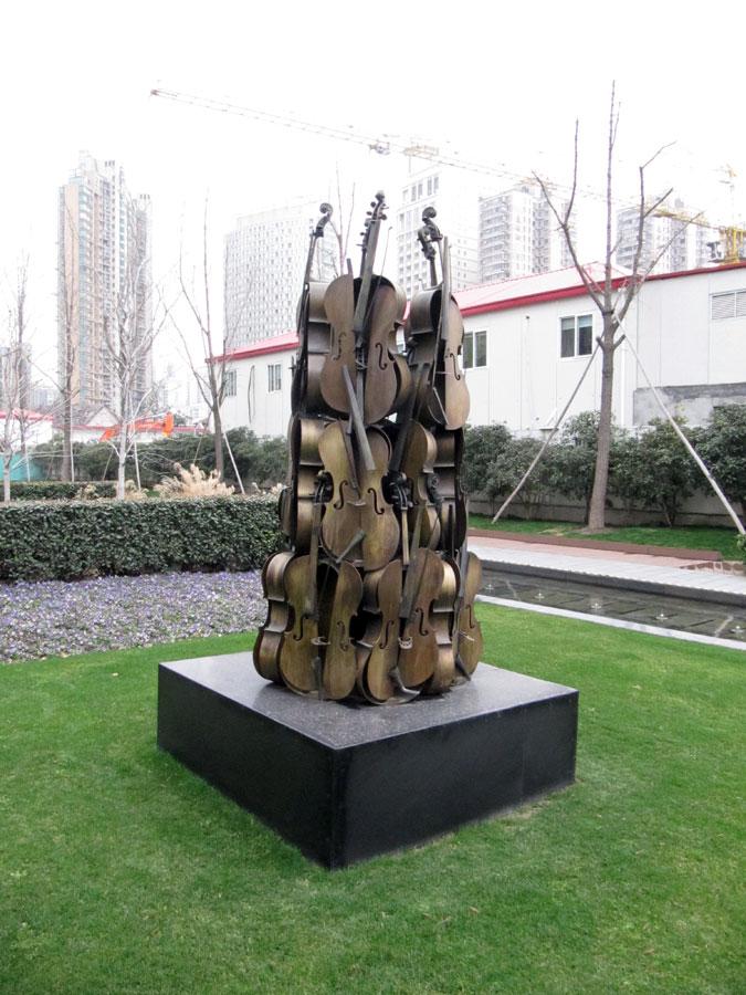 Jing'an Sculpture Park, Music Power