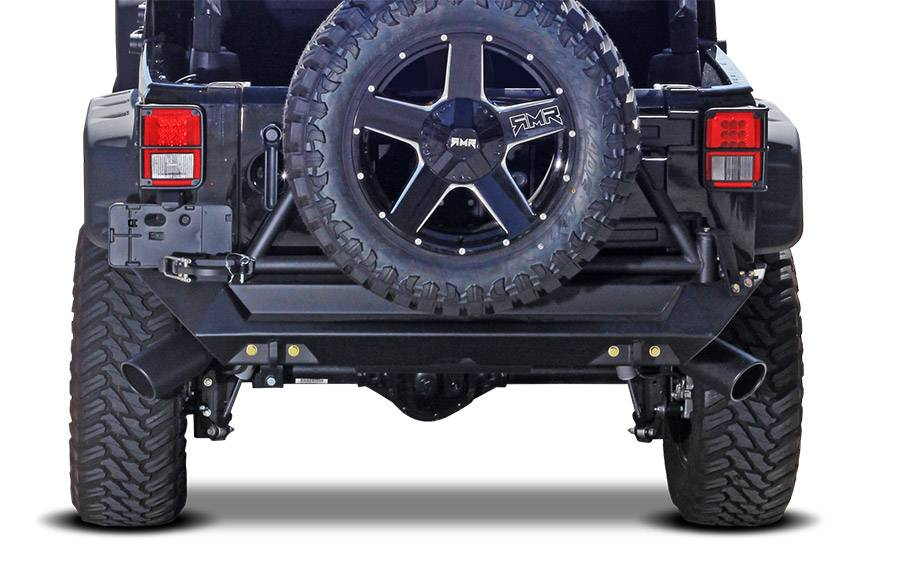 jeep exhaust systems
