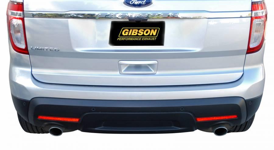 gibson performance exhaust axle back