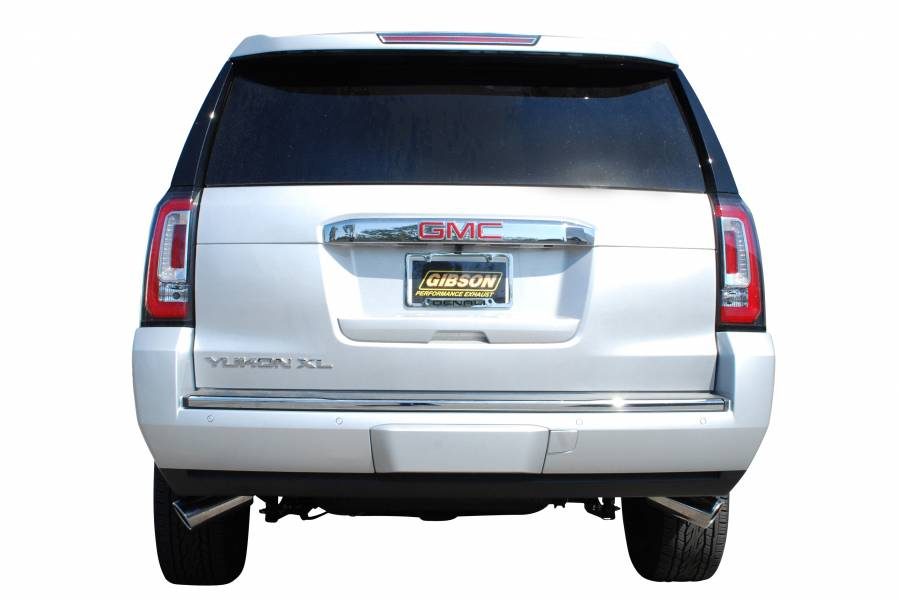 cat back dual extreme exhaust system