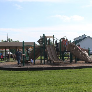 Northeast Park Kids Play Area