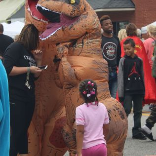 Child and Monster Fall Festival 2017