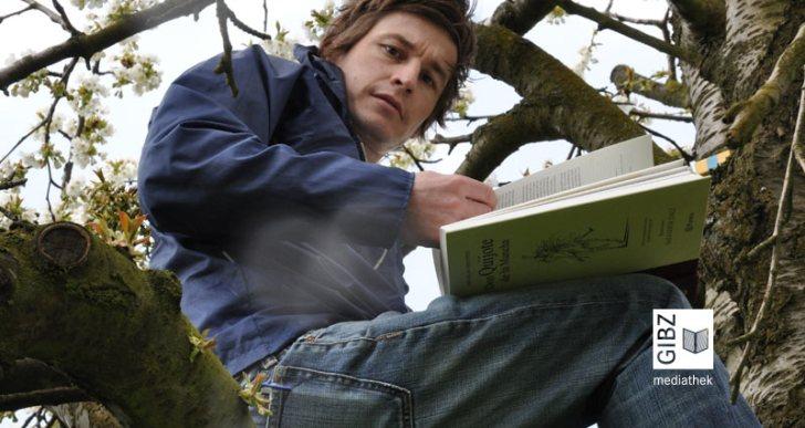 Arno Camenisch liest im GIBZ