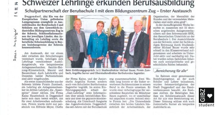 ALSKA – zu Gast in Deggendorf