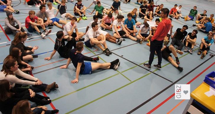 Den Bürostuhl gegen Sport getauscht – Sportwoche ZFI / ZFA 1. + 2. Lehrjahr