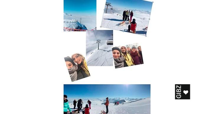 Schon beinah Schnee von gestern : Skitag der Fachfrauen/Fachmänner Gesundheit FAGE1 auf dem Stoos
