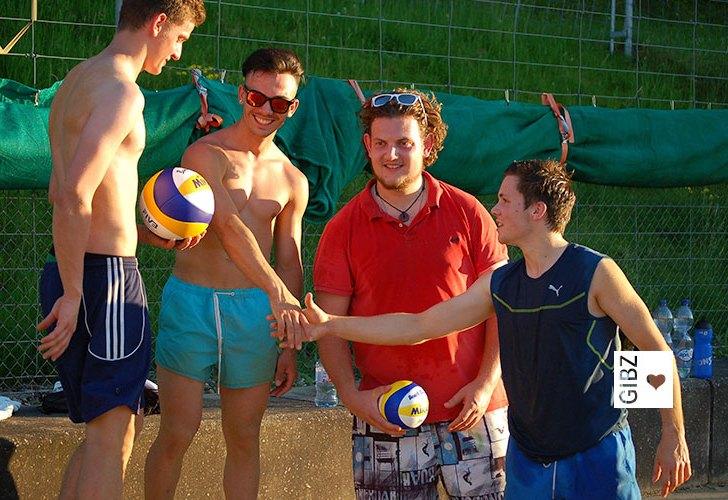 GIBZ Beachvolleyballturnier 2016