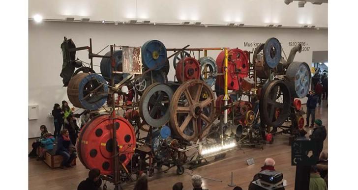Eine Nacht im Museum 1 – die ZFI3 an der Museumsnacht in Basel