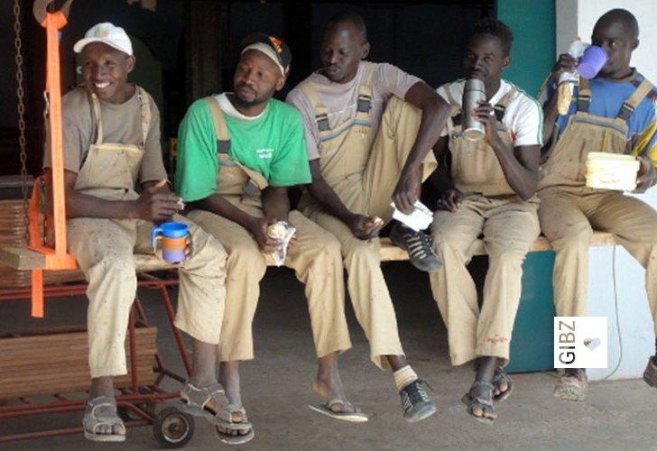 """""""Formation KAYADj"""" – wo Schweizer Schreiner-Fachwissen mit senegalesischem Know-how verbunden wird"""