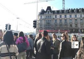 Die FAGE 2B macht sich einen Reim darauf : Exkursion nach Zürich
