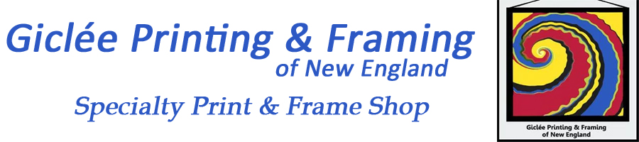 Giclée Printing & Framing of New England