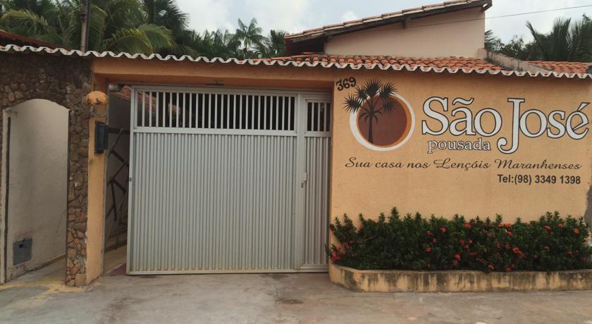 Pousada São José - Barreirinhas-Maranhão