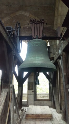 The largest and oldest of the seven bells