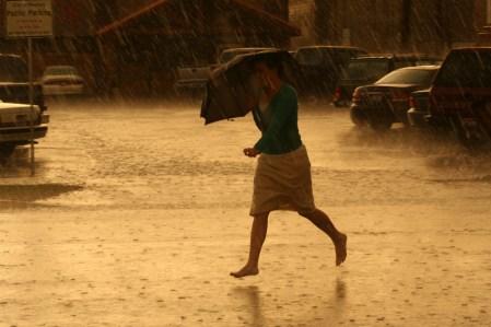 Rexburg Rainstorm