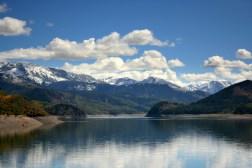 Palisades Lake, Idaho