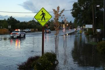 Flooding, Rexburg, ID