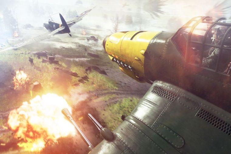 Battlefield V guide planes