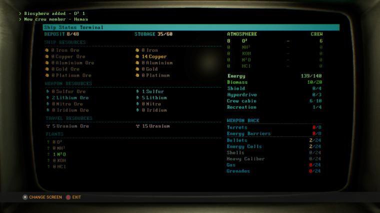 genesis alpha one screen