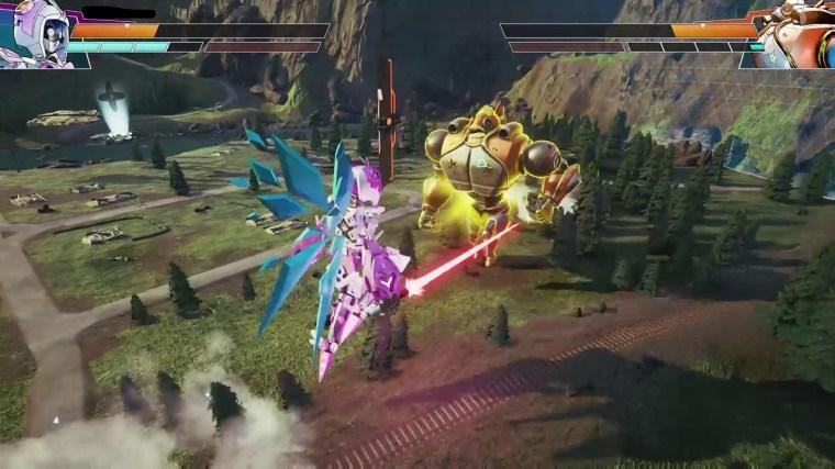 Override brawling, Crystal vs Pescado