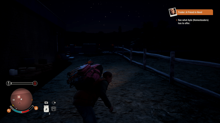 State of Decay 2 dark